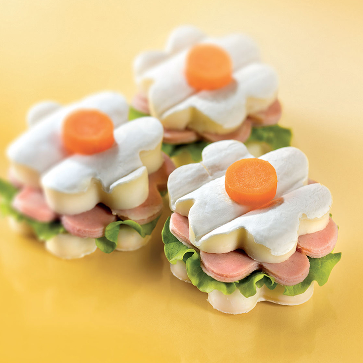 Daisies of Tomini and Mortadella